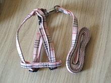 Looplijn met Tuig Set Burberry Roze